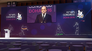 CONGRES DOHA 2016 OPENING 2