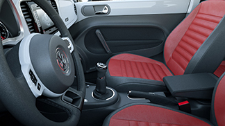 NEW BEETLE INTERIEUR