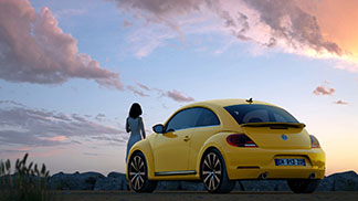 NEW BEETLE SUNRISE